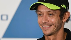 Usai Jalani Tes MotoGP Terakhirnya, Rossi: Mendingan Balapan!