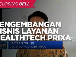 Intip Strategi Pengembangan Bisnis Layanan Healthtech Prixa