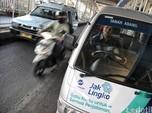 Peran Mikrotrans dalam Integrasi Transportasi Jakarta