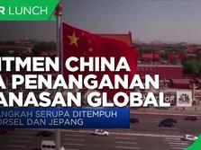 Komitmen China pada Penanganan Pemanasan Global