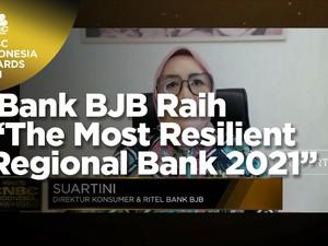 Bank BJB Dianugerahi
