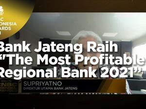 Bank Jateng Raih