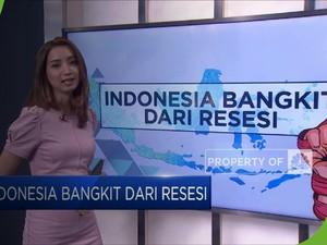 Indonesia Bangkit dari Resesi