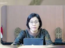 Kasus Covid RI Terus Turun, Sri Mulyani: Ini Prestasi!