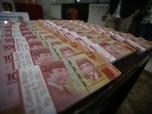 Pukul 13:00 WIB: Laju Rupiah Berlanjut ke Level Rp 14.240/US$