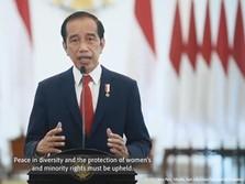Kabar Baik dari Jokowi Soal Covid-19, Yuk Simak!