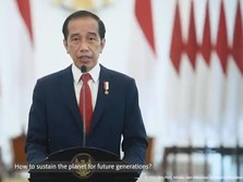 Afghanistan hingga Palestina Jadi Sorotan Jokowi di PBB