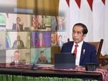 Momen Jokowi 'Ditunjuk' Biden Jadi Pilihan Utama Bicara Covid