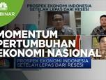 Strategi Menjaga Momentum Pertumbuhan Ekonomi Nasional