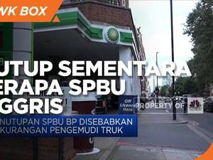 BP Tutup Sementara Beberapa SPBU di Inggris, Ini Alasannya!