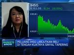 Pasar Optimistis Hadapi Sinyal Tapering, IHSG Lanjutkan Reli