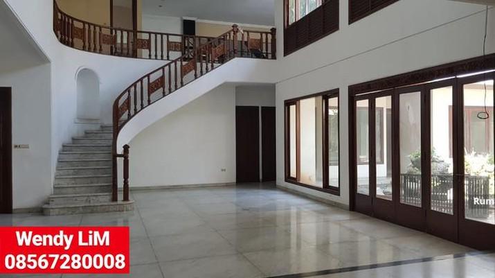 Rumah Mewah dijual di kawasan Widya Chandra dengan Harga Rp99 M. (Tangkapan Layar via rumah.com)