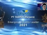 TASPEN Raih Predikat Emerging Industry Leader dalam BPEA 2021