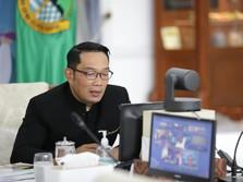 Kang Emil: 27 Kab/Kota Zona Kuning, Prokes Harus Ditingkatkan