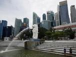 'Bom' Kasus Covid Meledak, Singapura Mau Bebas Karantina?