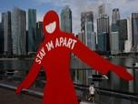 Gegara Covid-19 Total Populasi Singapura Susut 4%, Kok Bisa?