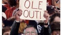 MU Memble, #OleOut Menggema di Twitter