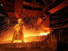 Produksi Stainless Steel Mulai Jalan, Nikel Ada Harapan?