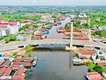 Jokowi Minta Jembatan Sei Alalak di Kalsel Dibuka, Ada Apa?