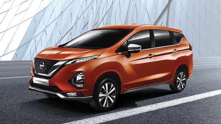 Nissan Livina (Tangkapan Layar via nissan.co.id)