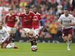 Momen Demi Momen Saat Manchester United Dibekuk Aston Villa