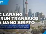 Bank Sentral China Larang Seluruh Transaksi Mata Uang Kripto