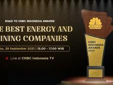 Membidik Perusahaan Energi & Tambang Terbaik