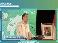 Mendag 'Pede' Trade Expo Indonesia Beri Impak ke Ekspor RI