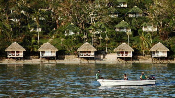 Vanuatu. (REUTERS/EDGAR SU)