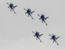 Awas Perang! 52 Jet Tempur China Serbu Taiwan