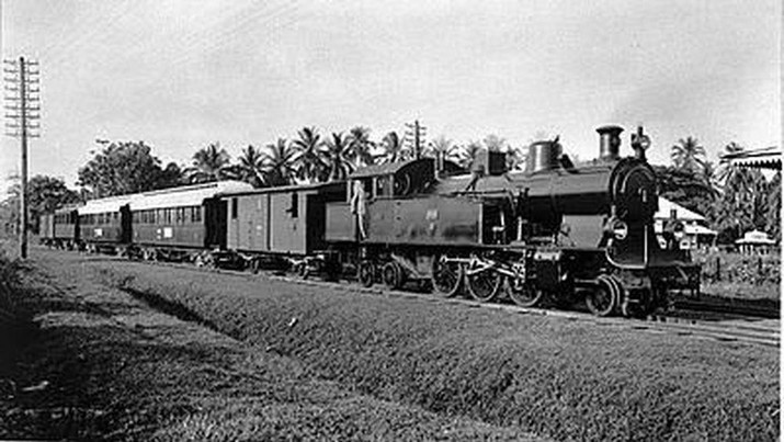 Kereta Api Indonesia. (Dok: PT KAI)
