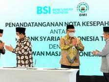 Gandeng DMI Jusuf Kalla, BSI Bidik Potensi ZISWAF Rp 500 T