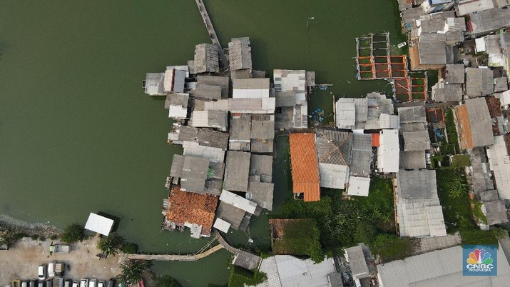 Kampung Apung (CNBC Indonesia/Andrean Kristianto)