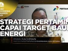 Komitmen & Strategi Pertamina Capai Target Bauran Energi