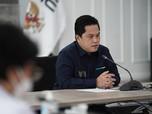 Erick Izin Jokowi Mau Turunkan 'Bunga' Bank Syariah Indonesia