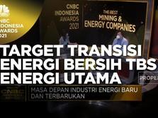Pandu Sjahrir & Target Transisi Energi TBS Energi Utama