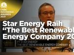 Star Energy Dinobatkan Jadi The Best Renewable Company 2021