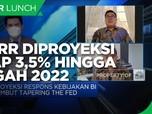 Tapering Off, BI7DRR Diproyeksi Tetap 3,5% Hingga Tengah 2022