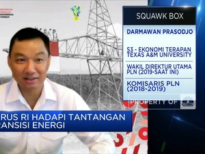 Transisi Energi, PLN Targetkan Porsi Pembangkit EBT 51,6%