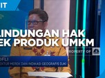 Jurus DJKI Permudah Perlindungan Hak Merek Produk UMKM