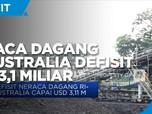 Penjelasan Mendag Soal Defisit Neraca Dagang RI-Australia