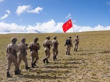 Ini Batalion Gamba, Pasukan Maut Xi Jinping di Himalaya
