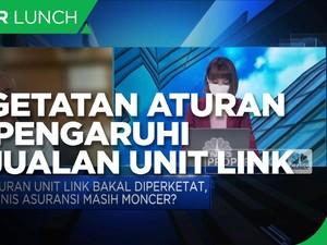 AAJI: Pengetatan Aturan Tak Pengaruhi Penjualan Unit Link