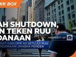 Biden Teken RUU Pendanaan Jangka Pendek Cegah Shutdown
