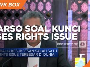 Buka-bukaan Sunarso Soal Kunci Sukses Rights Issue Jumbo BRI