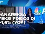 Efek PPKM, BRI Danareksa Proyeksi PDB Q3 di 0,9%-1,6% (yoy)