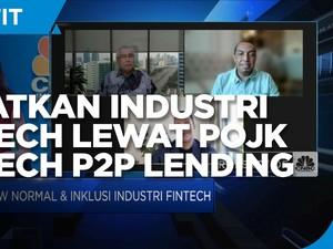 Sehatkan Industri Fintech Lewat POJK Fintech P2P Lending