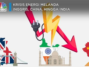 Krisis Energi Menghantam Inggris, China, Hingga India