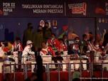 PON XX Papua Tetap Berlangsung Dengan Prokes Ketat
