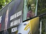 Gemuruh Pendukung Saat Manny Pacquiao Daftar Capres Filipina